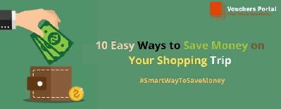 10 Easy Ways to Save Money on Your Shopping Trip