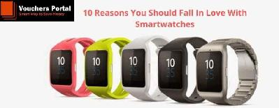 10 Reasons You Should Fall In Love With Smartwatches