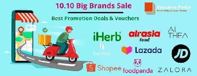 10.10 Big Brands Sale 2021: Best Promotion Deals And Discounts 2021