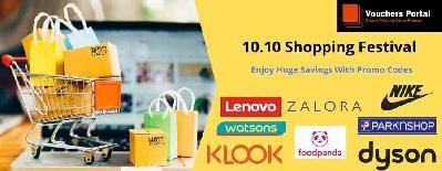 10.10 Shopping Festival: Best Deals And Promo Codes 2021