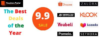 The Best Deals of the Year : 9.9 Sale