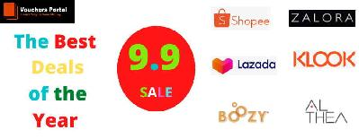 9.9 Sale in Philippines: Deals and offers to Enjoy Your Shopping