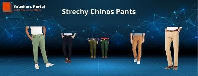 How To Wear Strechy Chinos Pants: Tips and Tricks for Styling