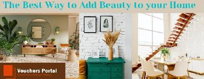 The Best Way to Add Beauty to your Home