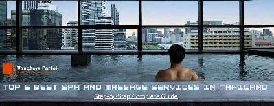 Top 5 Best Spa and Massage Services In Thailand: The Cheapest, But Still Amazing