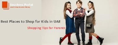 Best Places to Shop for Kids in UAE: Shopping Tips for Parents