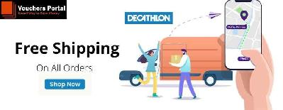 Decathlon Free Shipping Code 2021: Enjoy Zero Shipping Charges On Select Orders