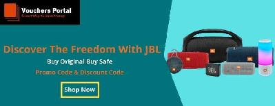 Discover The Freedom With JBL: Buy Original Buy Safe