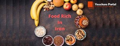 Foods Rich in Iron: What You Need to Know?