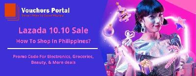 Lazada 10.10 Sale: How To Shop In Philippines?