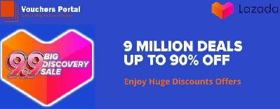 Lazada 9.9 Big Discovery Sale: Exclusive Deals, Coupons & Big Discounts