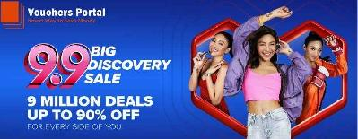 Lazada 9.9 Sale in Singapore: Countless Deals for Every Side of You