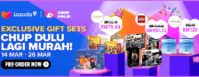 The Lazada 9th Birthday Surprise Sale: Get The Greatest Deals Of The Year