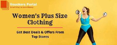 Women's Plus Size Clothing: Get Best Deals And Offers