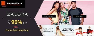 Zalora Promo Code Hong Kong - Get Up To 90% OFF With EXTRA Discounts & Cashbacks